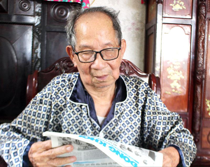 Ông Huỳnh Kim Chương