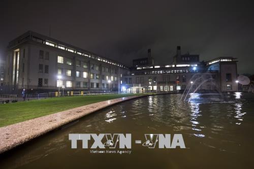 Tòa án Công lý quốc tế (ICJ) tại La Hay, Hà Lan. Ảnh: AFP/TTXVN