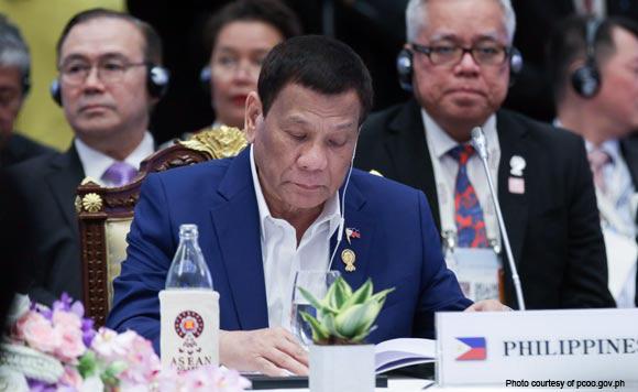 Tổng thống Rodrigo Duterte. Ảnh: Politiko