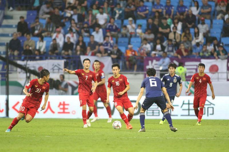 Việt Nam bây giờ có thể chơi tự tin trước những ông lớn của châu Á