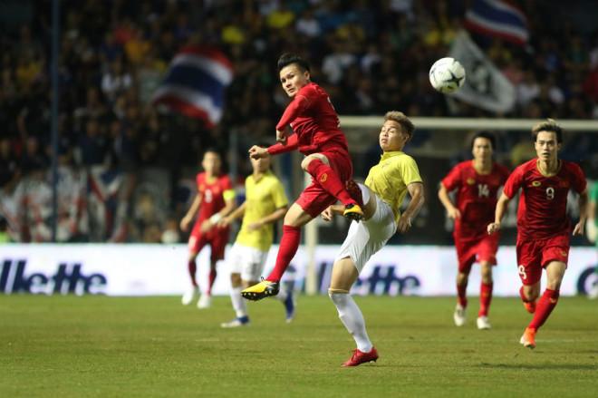 Đội tuyển Việt Nam đang là số 1 Đông Nam Á, bỏ xa Thái Lan trên BXH FIFA