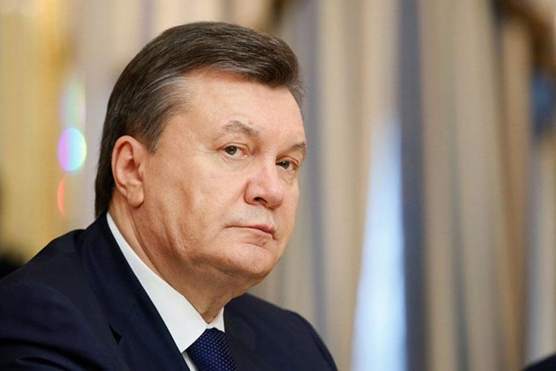 Cựu Tổng thống Ukraine Viktor Yanukovych. (Nguồn: Getty Images)