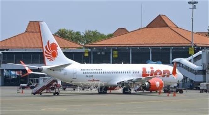 Máy bay của Hãng hàng không Lion Air tại sân bay Jakarta, Indonesia. Ảnh: AFP/TTXVN
