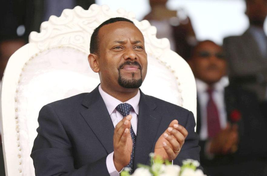 Thủ tướng Ethiopia Abiy Ahmed. Ảnh: Reuters