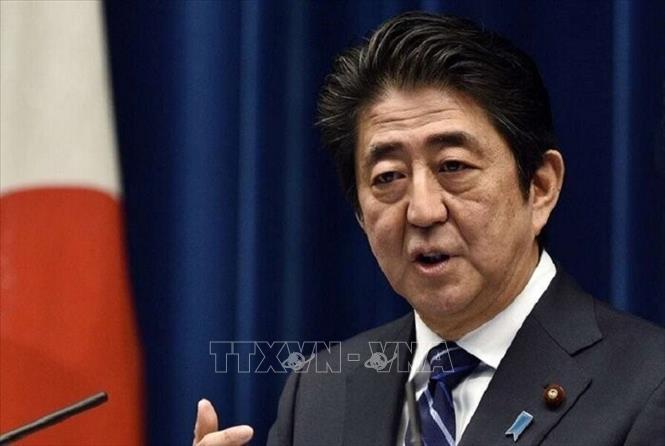 Thủ tướng Nhật Bản Shinzo Abe. Ảnh: IRNA/TTXVN