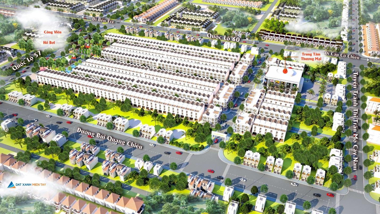 Thị trường bất động sản Bến Tre thu hút nhà đầu tư - Báo Đồng Khởi Online