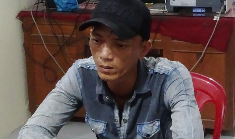 Đối tượng Nguyễn Vũ Phương.