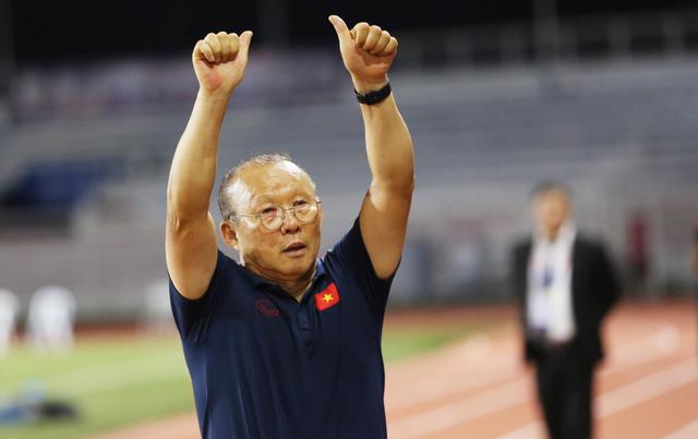 HLV Park Hang Seo sẽ mở học viện bóng đá tại Việt Nam