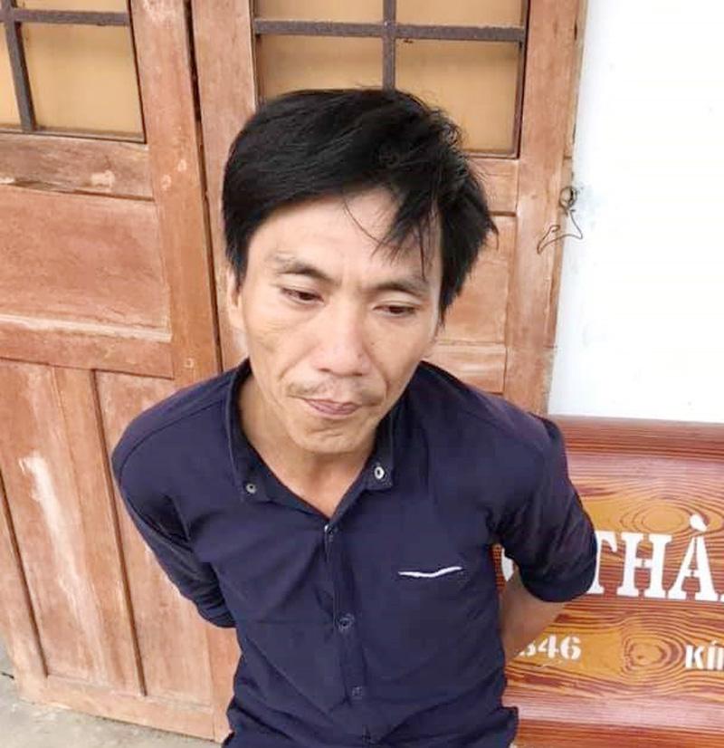 Đối tượng Nguyễn Văn Hiền