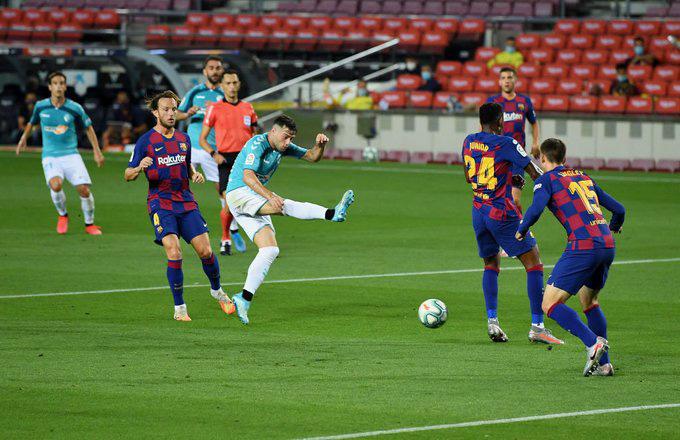 Arnaiz mở tỷ số cho Osasuna
