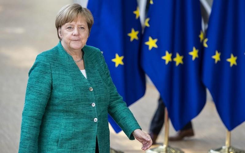 Thủ tướng Đức Merkel. Ảnh: DW