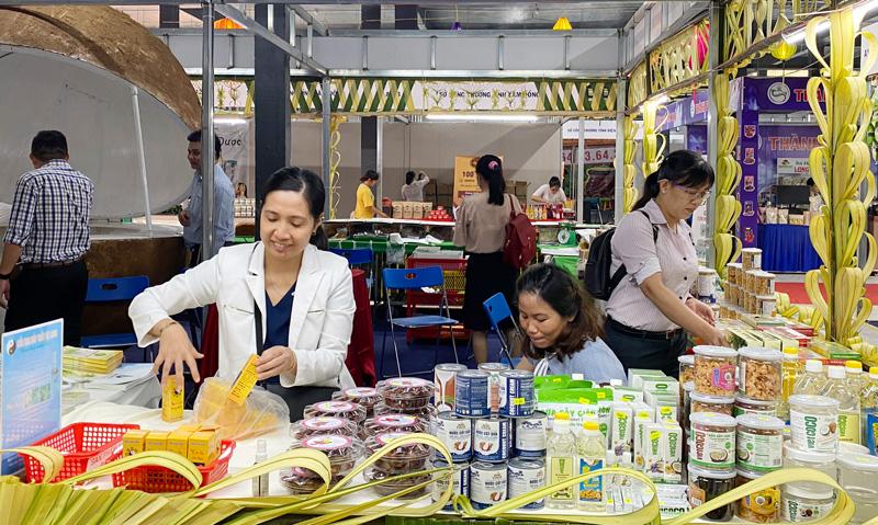 Sở Công Thương đẩy mạnh xúc tiến thương mại, kích cầu tiêu dùng hàng hóa.