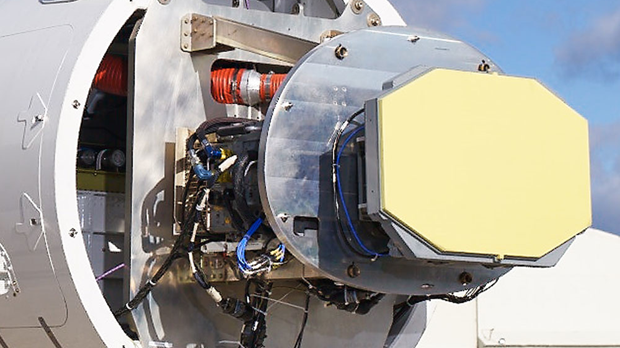 Hệ thống radar AESA. (Ảnh: Aerospace Electronic)