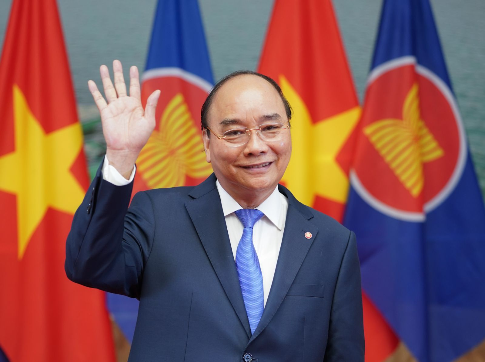 Thủ tướng Chính phủ nước Cộng hòa xã hội chủ nghĩa Việt Nam Nguyễn Xuân Phúc. Ảnh: VGP/Quang Hiếu