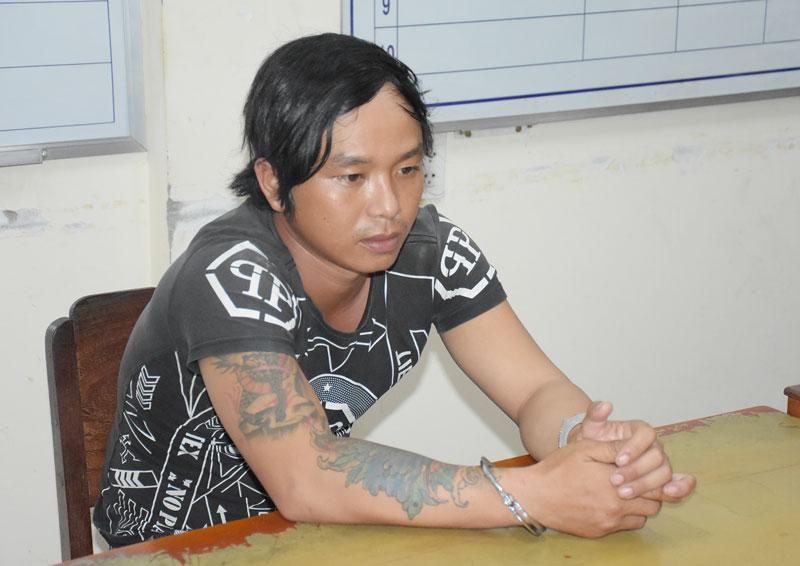 Đối tượng Nguyễn Minh Tâm