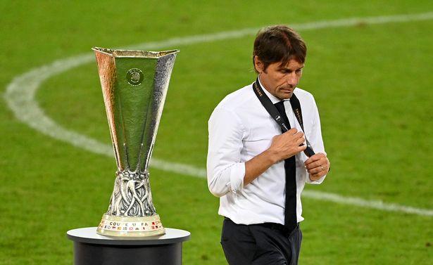 HLV Conte không thể giúp Inter Milan vô địch Europa League