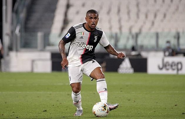 MU muốn trả 30 triệu euro để mua Douglas Costa