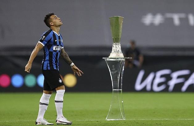Martinez thất vọng vì thua ở chung kết Europa League