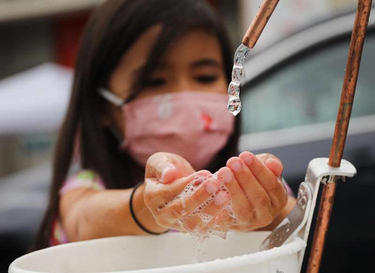 Đã có trên 500.000 trẻ em mắc COVID-19 tại Mỹ. Ảnh: Getty Images