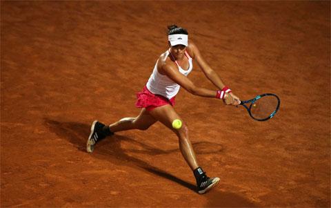 Muguruza giành hai Grand Slam, lần lượt ở Roland Garros 2016 và Wimbledon 2017