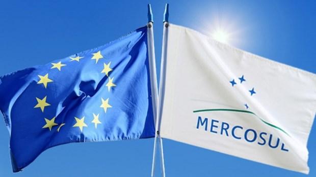 MERCOSUR gồm 4 nước thành viên Argentina, Brazil, Paraguay và Uruguay, trong đó Brazil và Argentina là hai nền kinh tế lớn nhất. (Nguồn: kitinternational.net)
