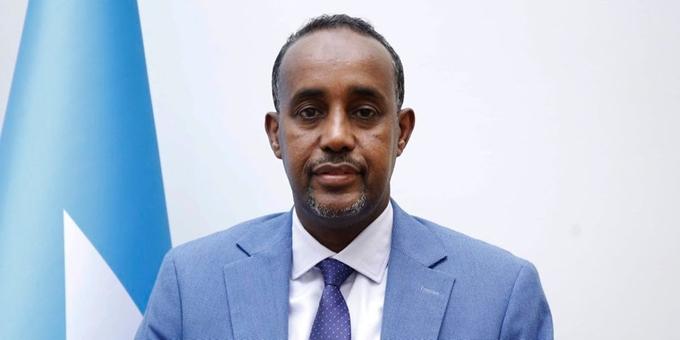 Tân Thủ tướng Somalia Mohamed Hussein Roble  (Ảnh:  nation.africa)