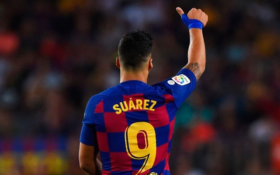 Suarez chuẩn bị chuyển tới Juventus