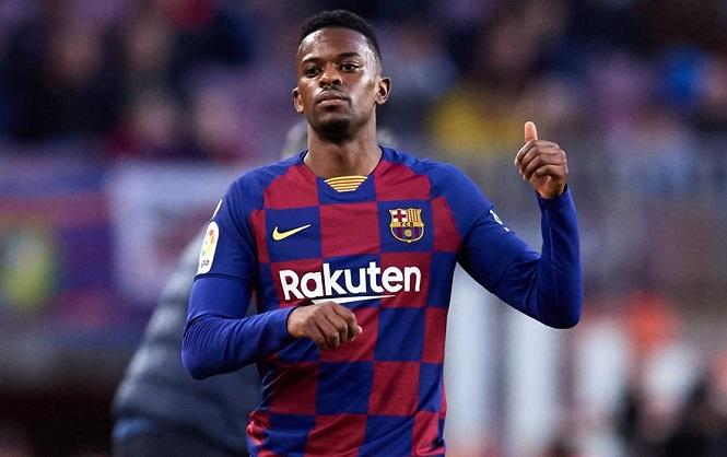 Barca bán Semedo để mua hậu vệ cánh mới
