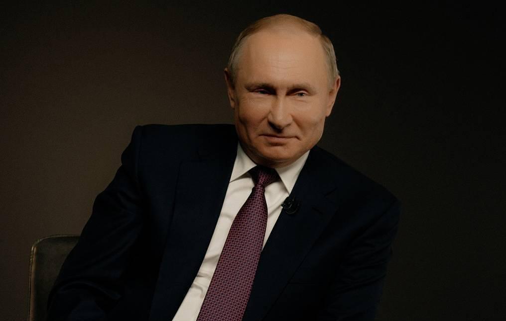 Tổng thống Nga Vladimir Putin được đề cử giải Nobel Hòa bình 2021. Ảnh: TASS