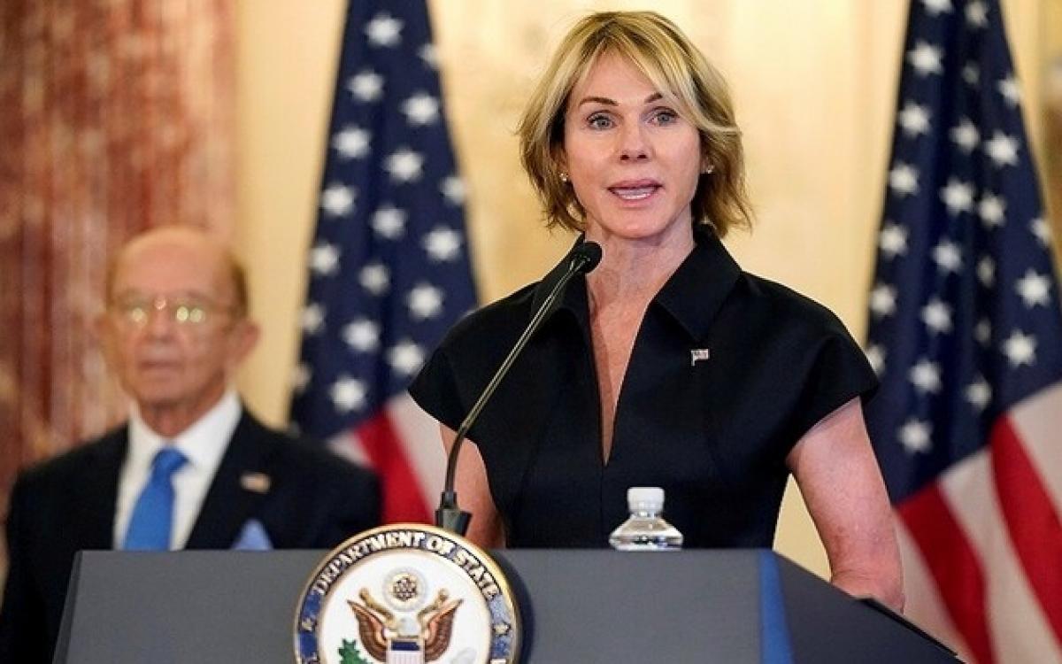 Đại sứ Mỹ tại LHQ cho biết nhiều quốc gia Arab sẽ ký thỏa thuận hòa bình với Israel. Ảnh: Reuters