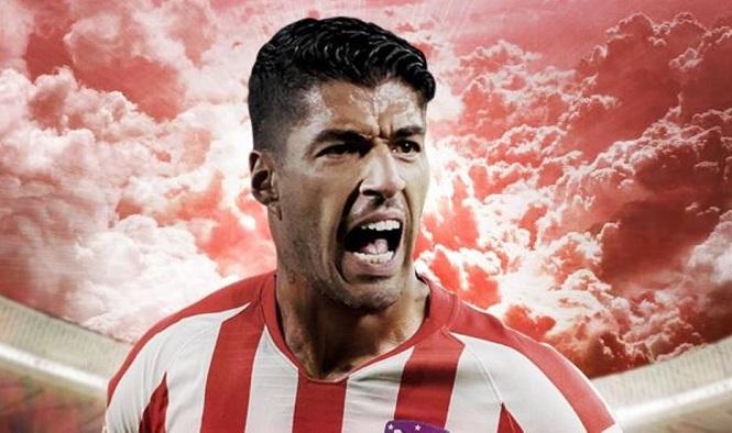 Suarez rời Barca để chuyển sang kình địch Atletico