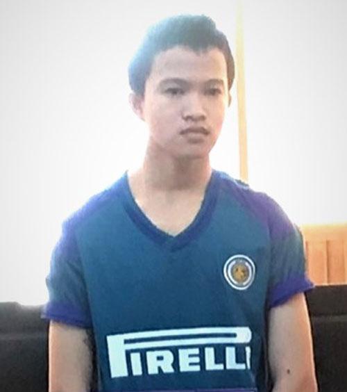Bị cáo Nguyễn Văn Ngợt tại phiên tòa.