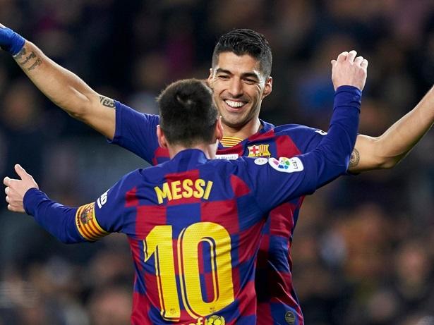 Messi có thể tái hợp với Suarez ở Atletico Madrid vào hè năm sau