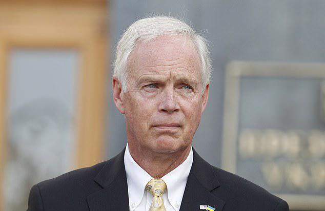 Thượng nghị sĩ Ron Johnson. Ảnh: Getty Images