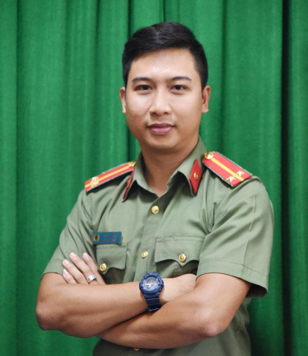 Đại úy Phạm Văn Thanh