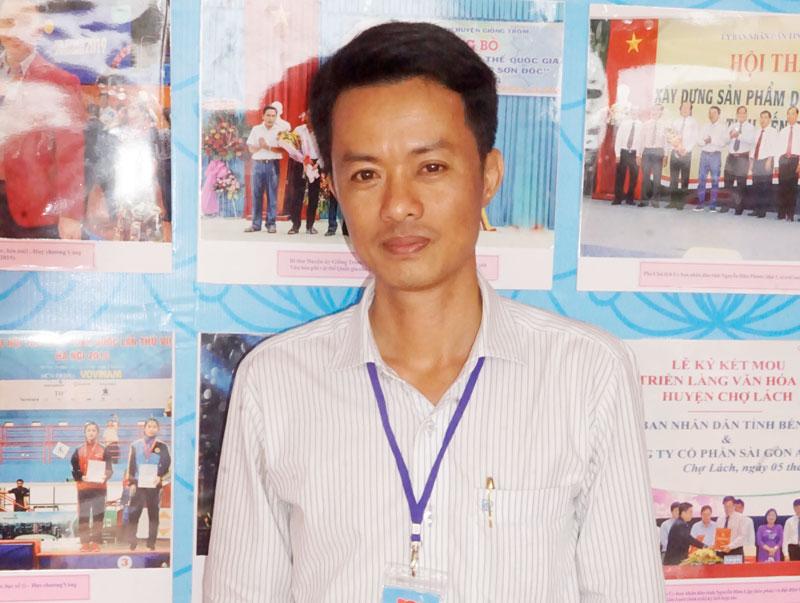 Đại Nguyễn Hoài Anh. Ảnh: A. Nguyệt