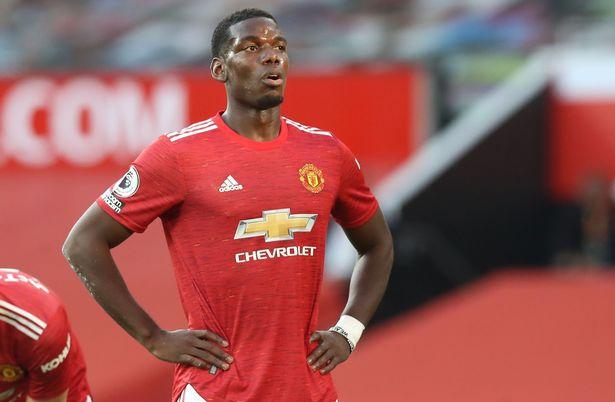 MU đã trói chân Pogba đến năm 2022