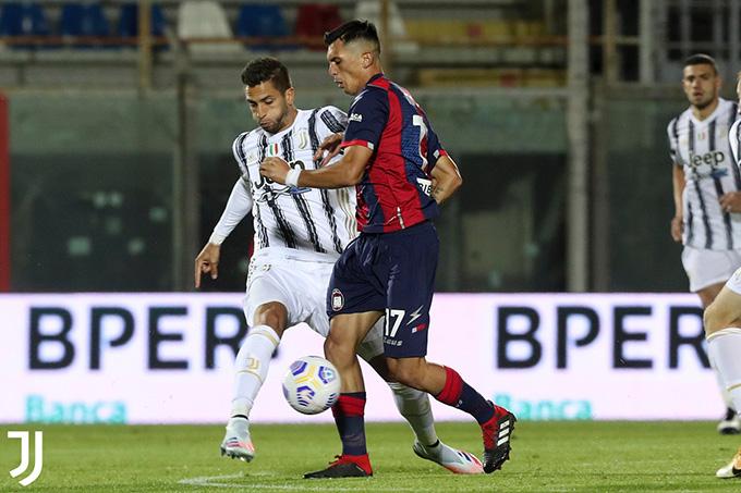 Juventus có một ngày thi đấu rất khó khăn trước tân binh Crotone