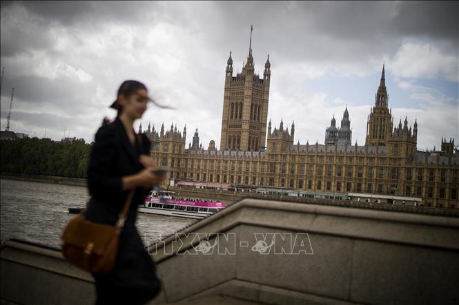 Tòa nhà Quốc hội Anh ở London. Ảnh: AFP/TTXVN
