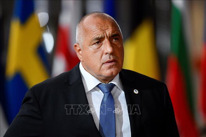 Thủ tướng Bulgaria Boyko Borisov dương tính với virus SARS-CoV-2. Ảnh: AFP/TTXVN