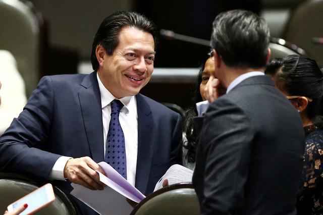 Ông Mario Delgado. Ảnh tư liệu: Edgard Garrido/REUTERS