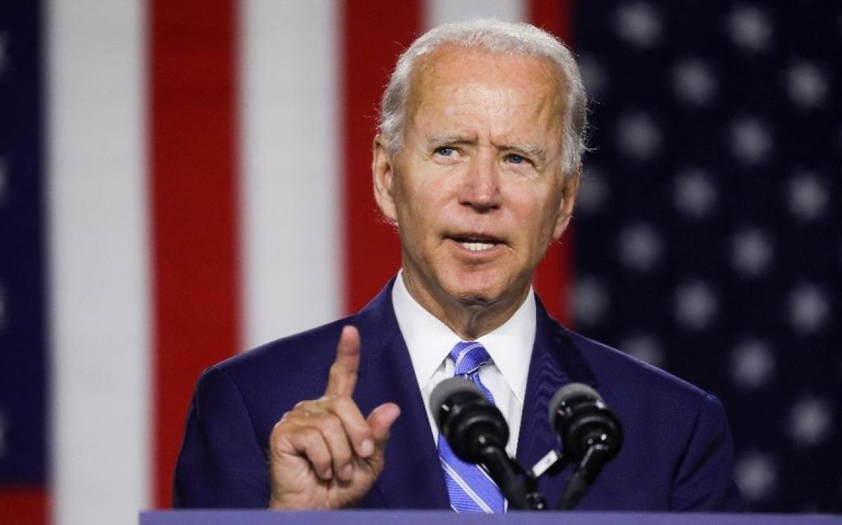 Ứng viên đảng Dân chủ Joe Biden (Ảnh: Reuters)