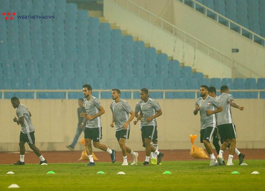 ĐT UAE sẽ có thêm ít nhất 3 trận giao hữu trong năm 2020.