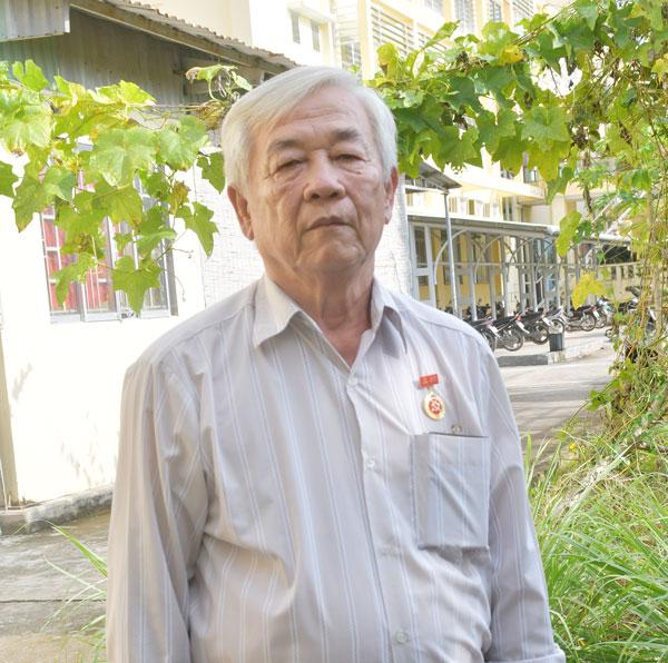 Ông Nguyễn Việt Thanh.