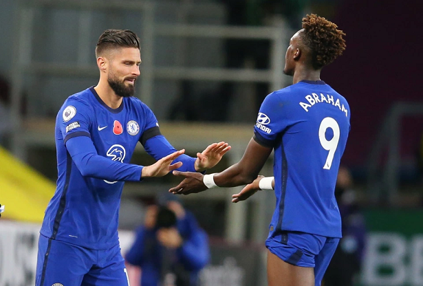 Giroud không còn được trọng dụng ở Chelsea