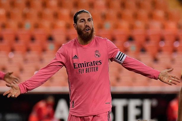 PSG không có ý định chiêu mộ Sergio Ramos