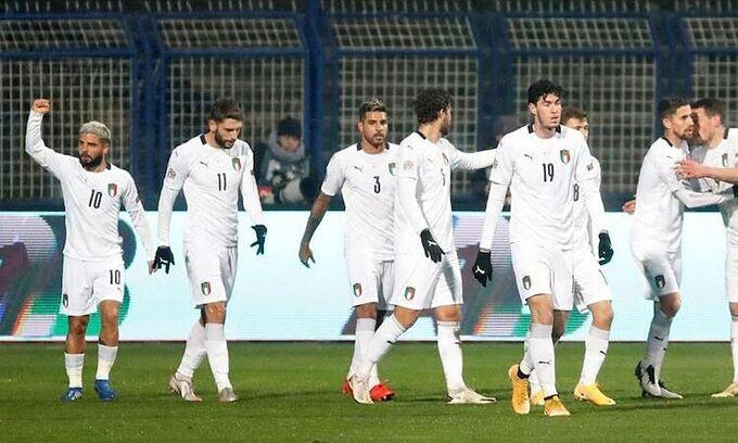 Italy sẽ đăng cai vòng bán kết Nations League. Ảnh: AP