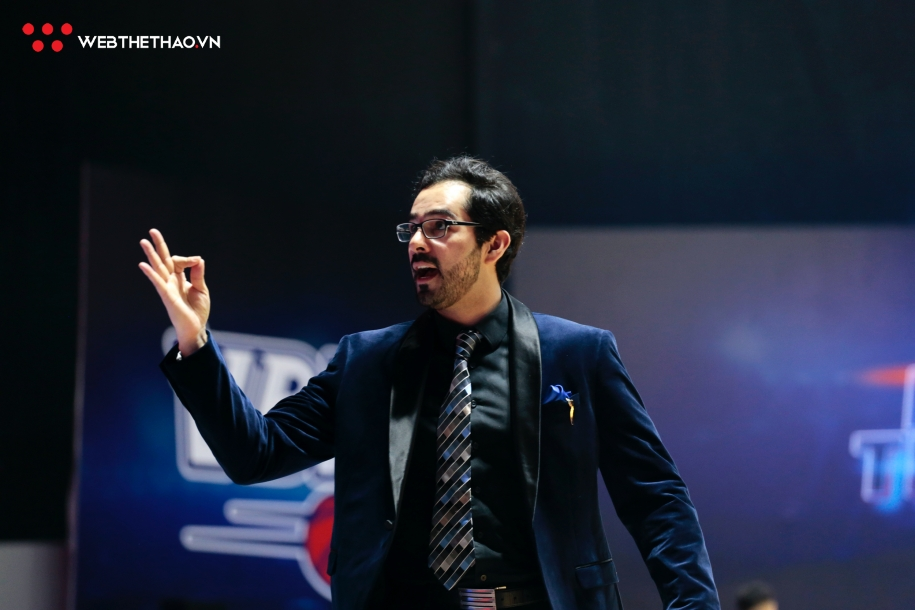 Hanoi Buffaloes chính thức giành vé đi tiếp tại VBA 2020. Ảnh: Việt Long