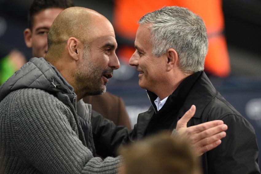 Pep Guardiola đáp trả Mourinho đầy thâm thúy