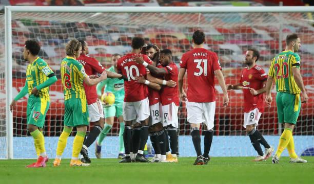 Man United có chiến thắng đầu tiên trên sân nhà trong mùa giải này